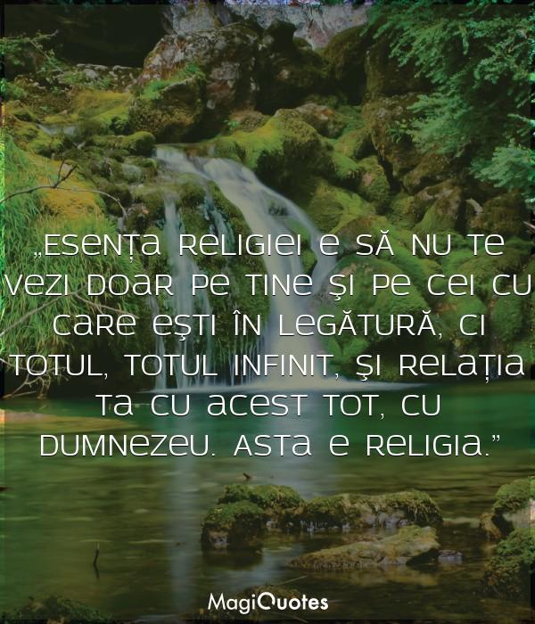Asta e religia